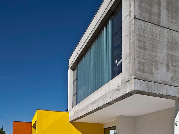 Colegio para niños autistas Aleph-Tea, Madrid ©MVN Arquitectos