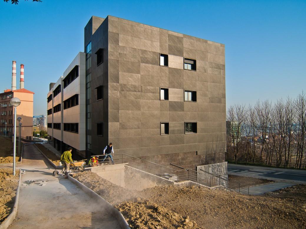 24 viviendas sociales, Santurtzi ©MVN Arquitectos