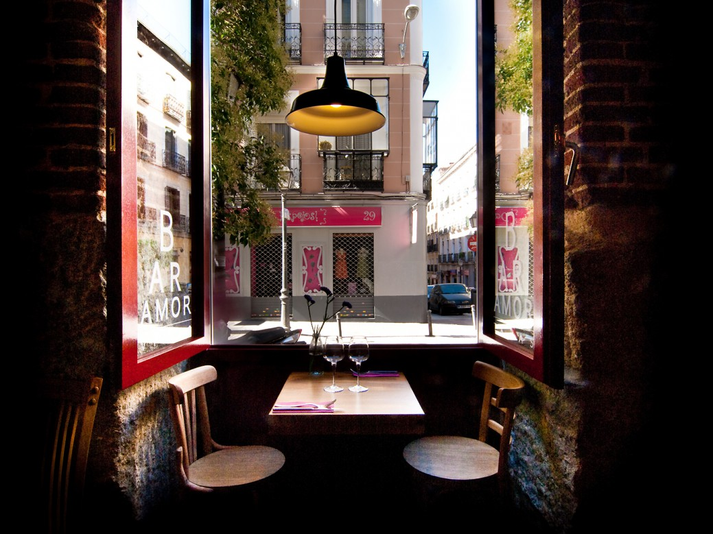 Bar Amor, Madrid