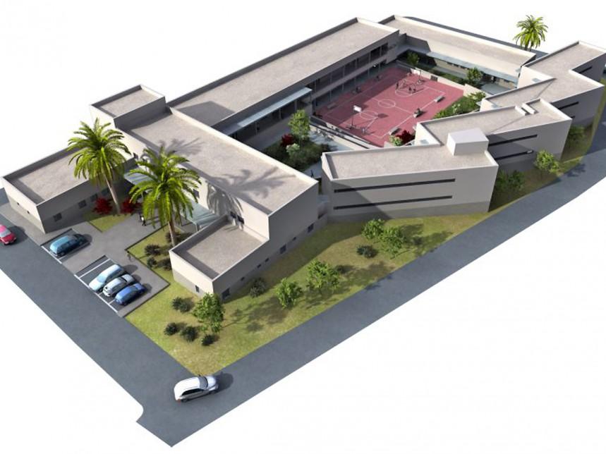 Centro de Inserción Social, Lanzarote