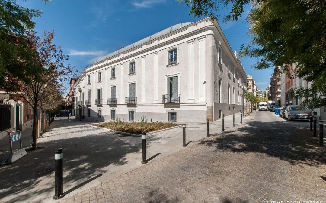Rehabilitación de los jardines y Palacio de los Condes de Villagonzalo