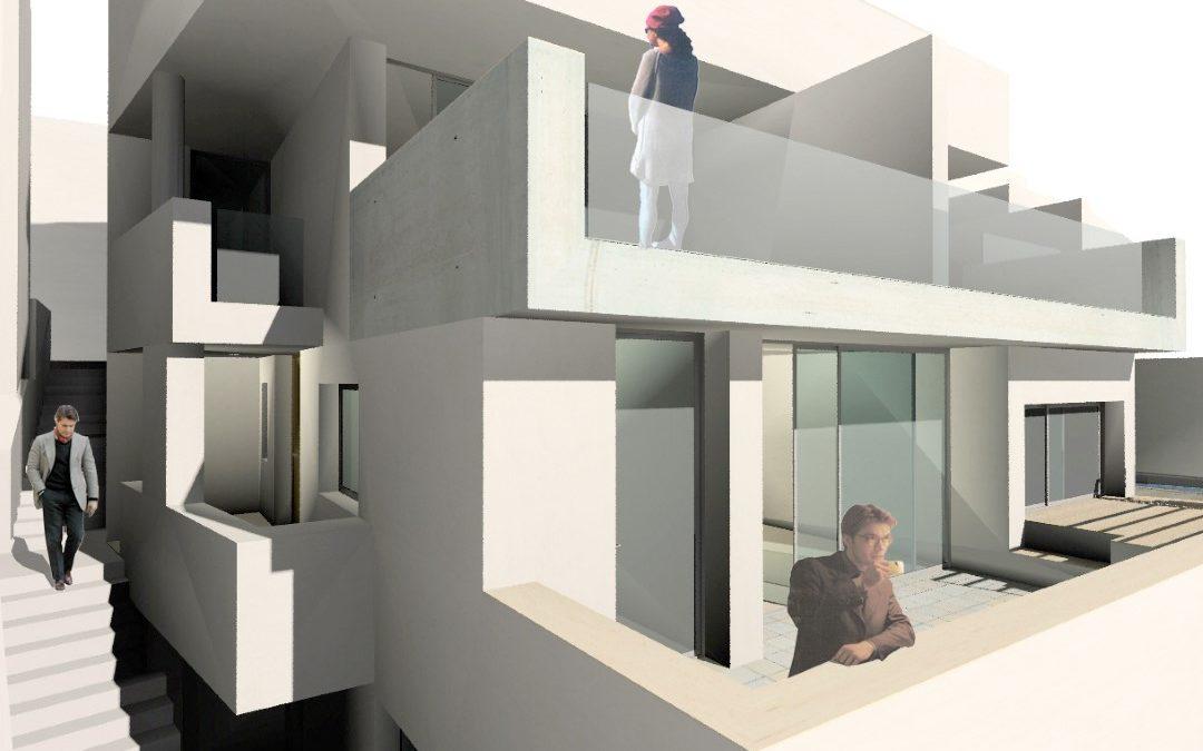 2+2 apartamentos y dúplex