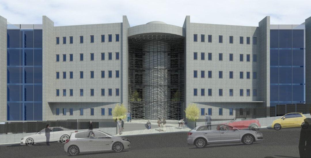 Arcis Building Renovation HISPANIA