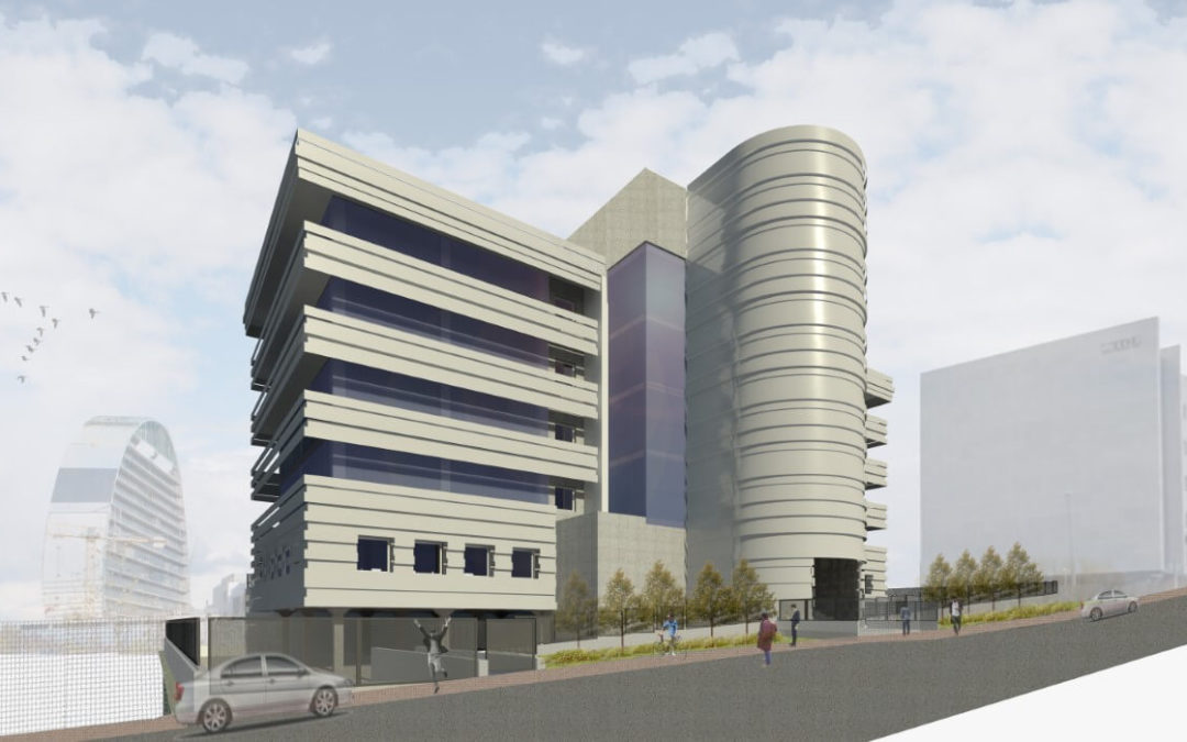 Talos Building Renovation HISPANIA