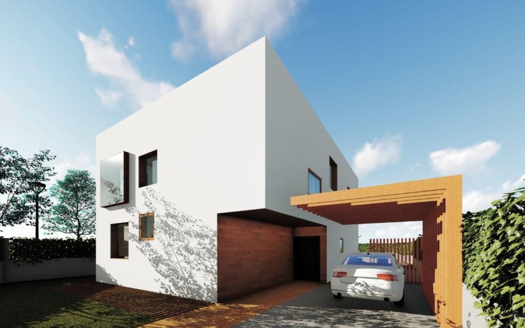 Casa 18-Pozuelo de Alarcón